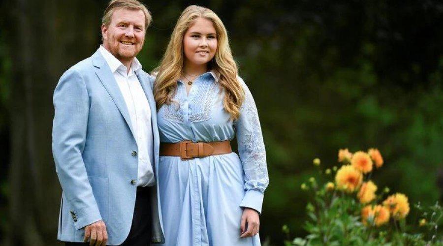 Hükümet onay verdi: Prenses Amalia bir kadınla evlenebilir!