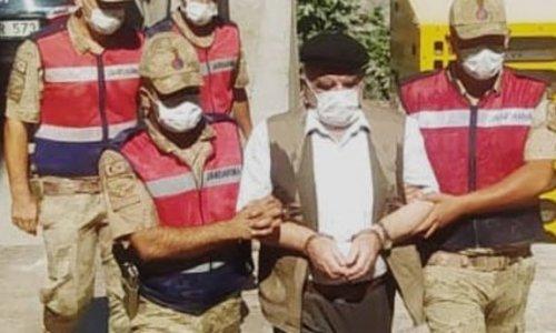 17 yıllık firari katil Jandarma'nin dedektifleri sayesinde yakalandı