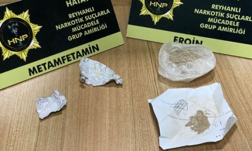Reyhanlı'da 2 kişi tutuklandı