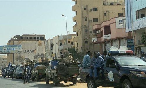 8 soruda Sudan'daki askeri müdahale