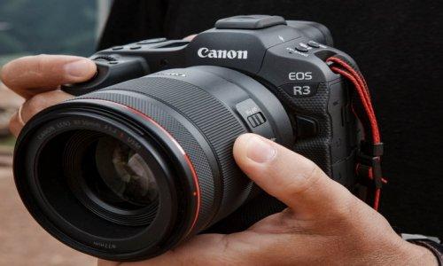 Canon'dan Yeni Kamera: EOS R3, Spor Fotoğrafçılığı İçin Geliştirildi!