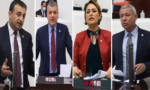 Adana Milletvekilleri Meclis'te ''Ses'' verdi
