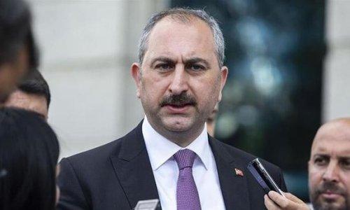 """Adalet Bakanı Gül: """"Cumhurbaşkanımız, Türk Yargısına yönelik saldırıya karşı çok önemli bir duruş sergilemiştir"""""""