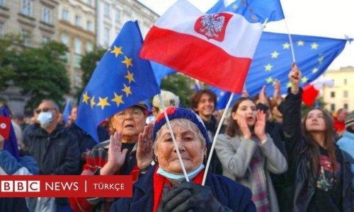 AB Adalet Divanı, Polonya'ya günlük 1 milyon Euro para cezası verdi
