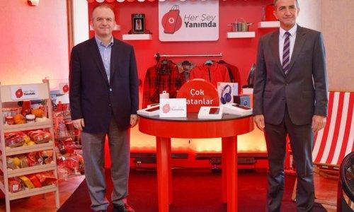 """Vodafone'dan """"Her Şey Yanımda"""""""